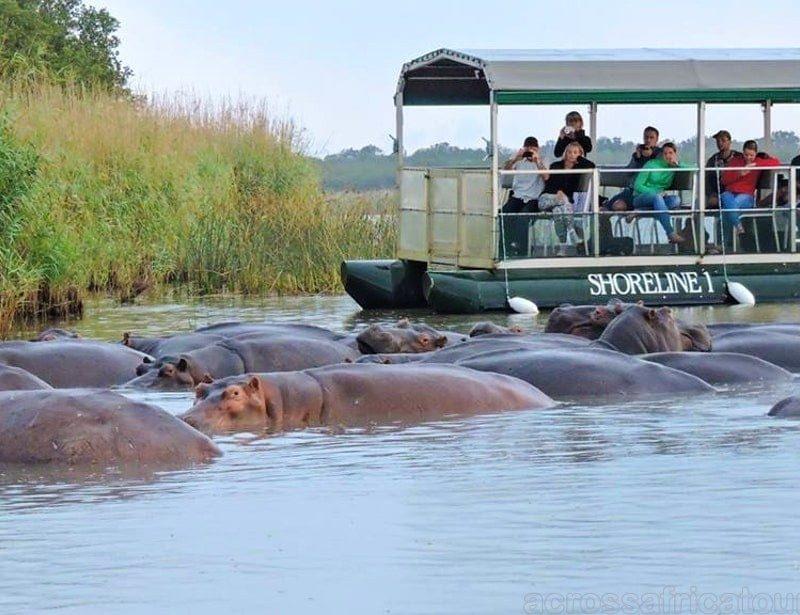 Hluhluwe-Imfolozi Park & St Lucia Safari from Maputo